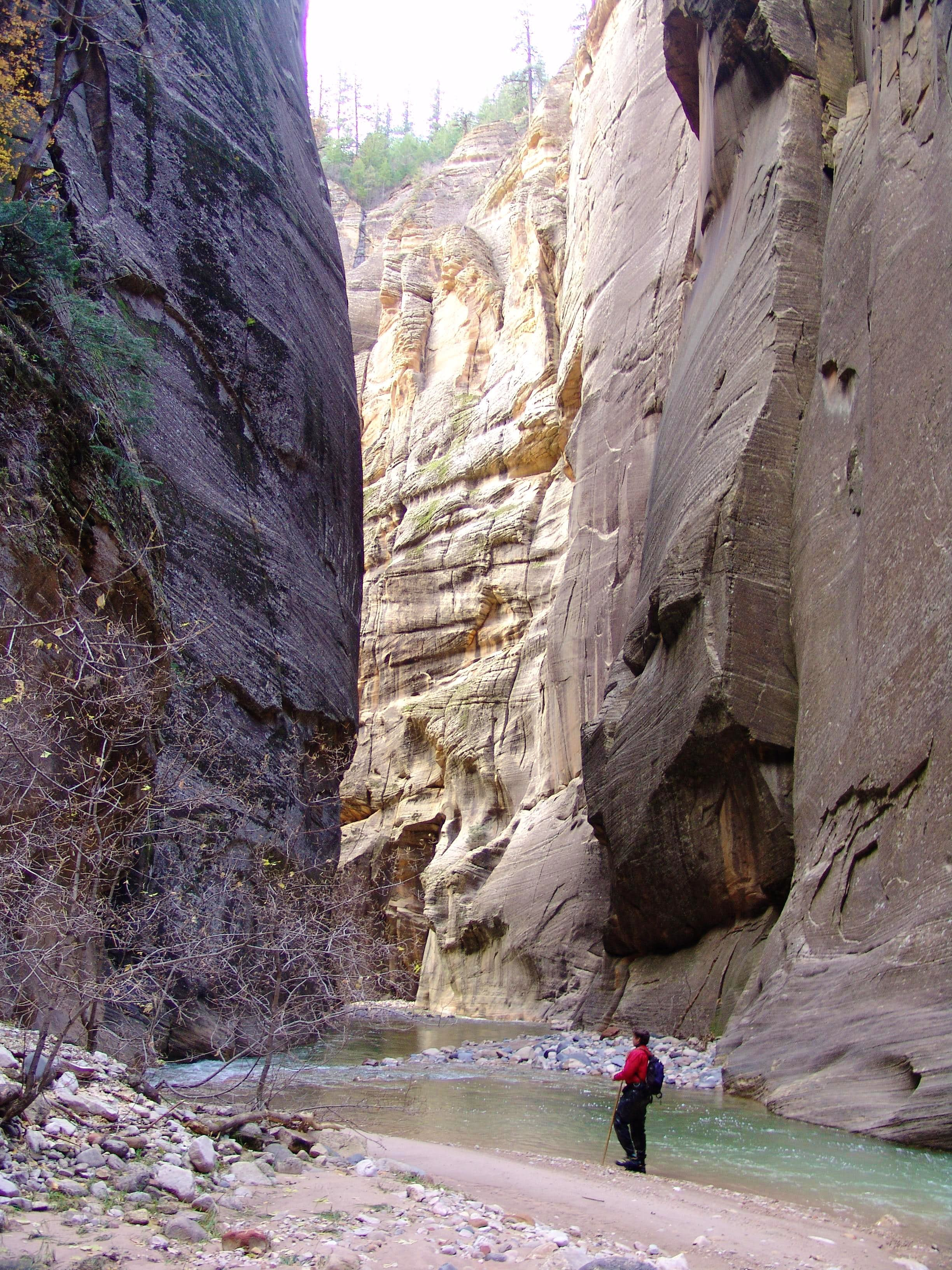 Narrows Top-to-Bottom