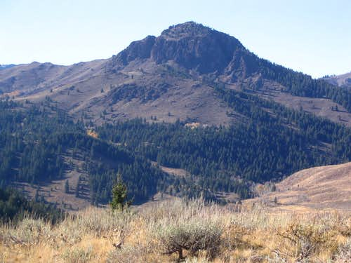 Mahoney\'s Butte
