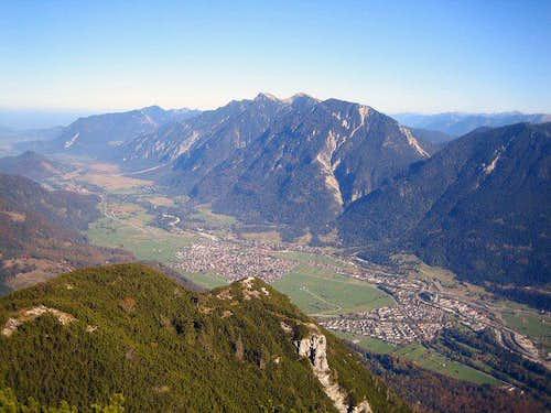 View from Katzenkopf