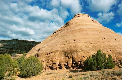 Castle Rocks Area
