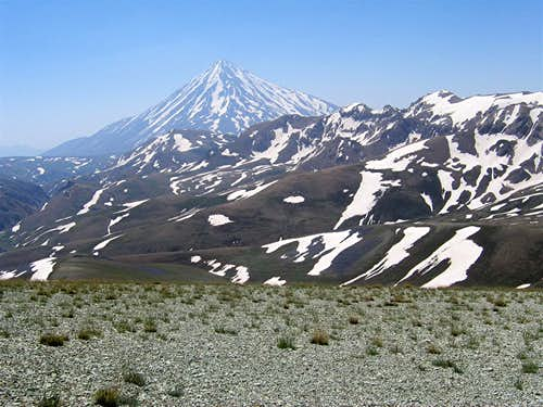 Summit Damavand #1