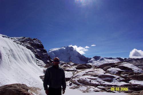 Vallunaraju, Peru (5,686m)