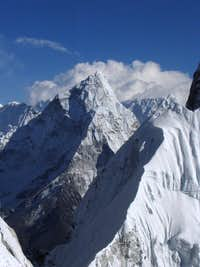 Ama Dablam from Cholatse