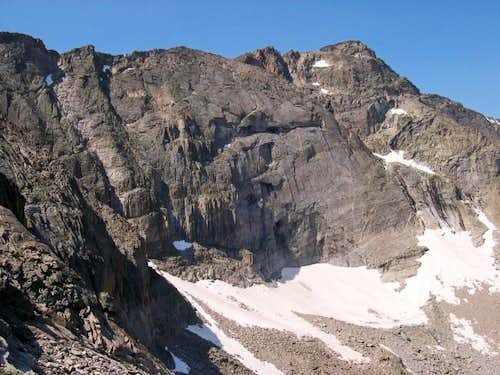Chiefs Head Peak (13,579-ft)...