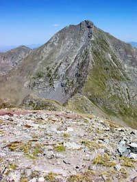 Ridge to Adams Summit