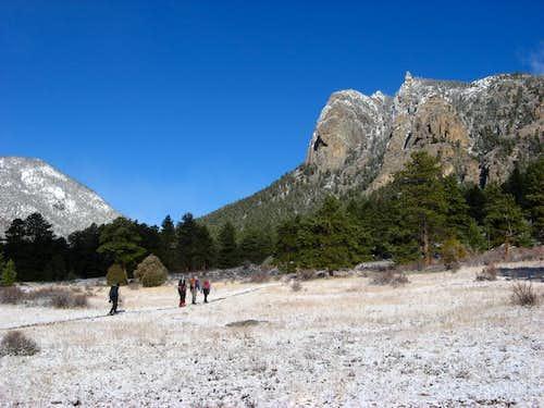 Lumpy Ridge/The Needles