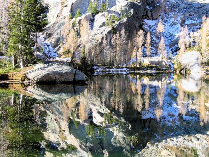 Gem Lake Reflections, #2.