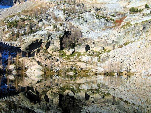Gem Lake Reflections, #3.
