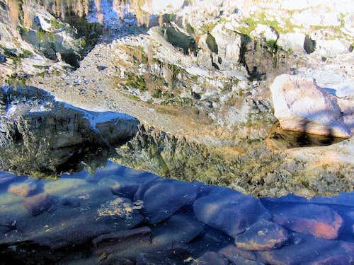 Gem Lake Reflections, #5.