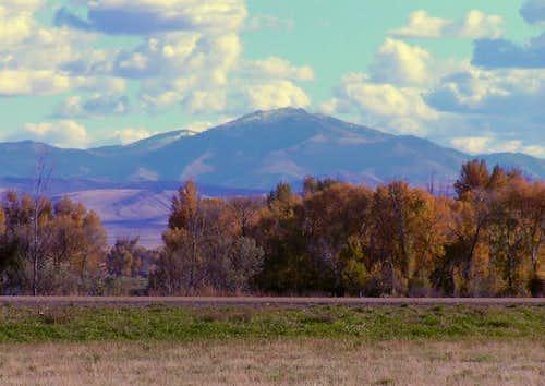 Mount Putnam