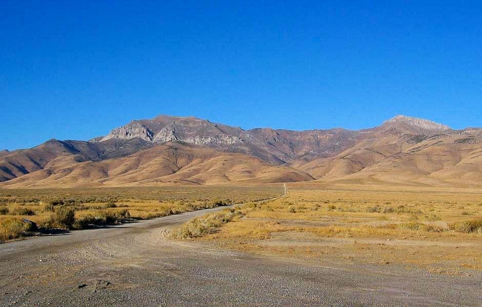 Star Peak & Thunder Mtn