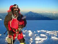 Snowflake on summit