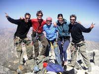 Grand Teton Summit