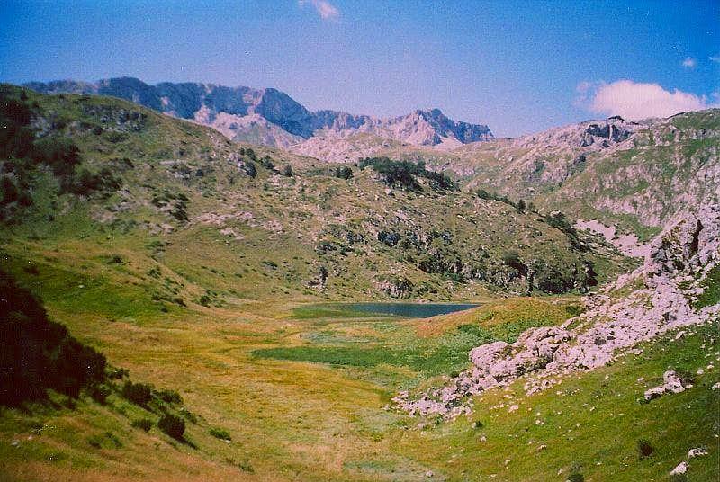 Veliko jezero - Treskavica