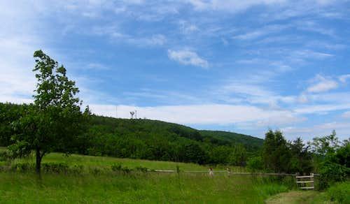 Bear Den Mountain