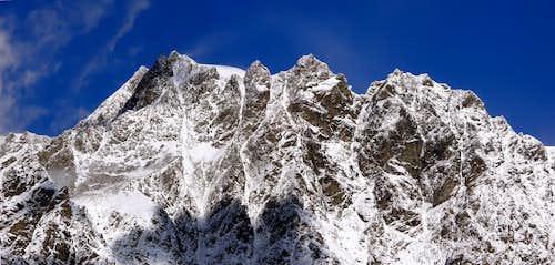East side of Mont Velan (3734 m)