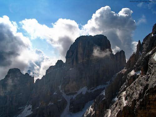Monte Cristallo(3221m)