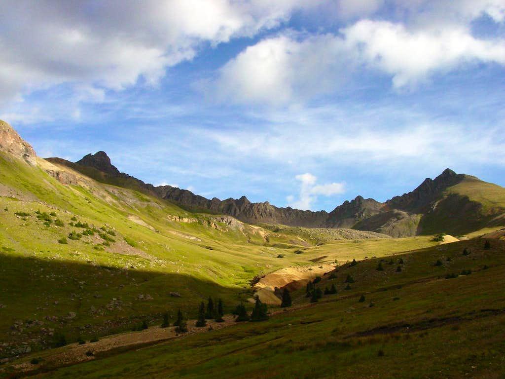Wetterhorn/Matterhorn Ridge