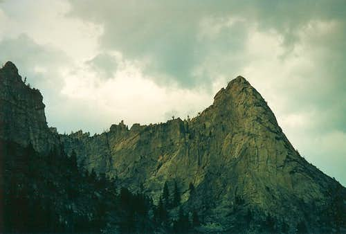 Nez Perce Spire