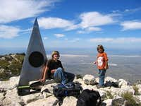 Savoring Success – Guadalupe Peak