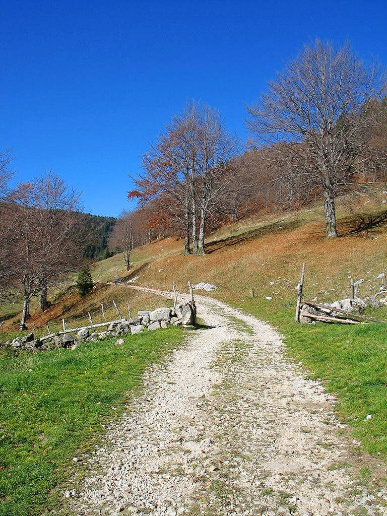 Folgaria Plateau