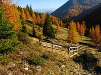 Fall in Sarntal
