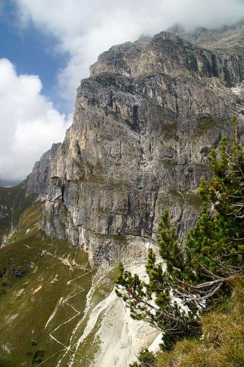 Pflerscher Tribulaun South Face