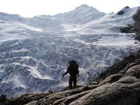 Yannapaccha glacier