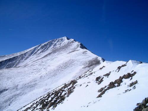 Cronin Peak North Ridge