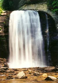 Looking Glass Falls