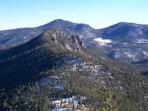 Crosier Mountain