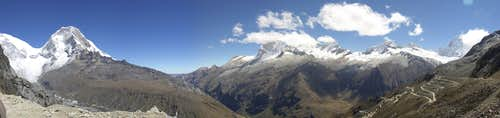Cordillera Panorama