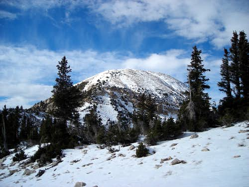East Ridge of Long Peak