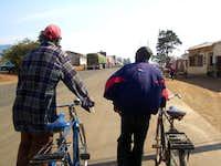 Bike Taxi's