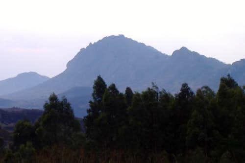 Mount Domue