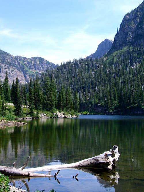 1st Mollman Lake