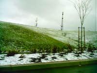 Snowy Carpenter Hill