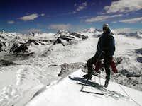 Summit of Ascarani.