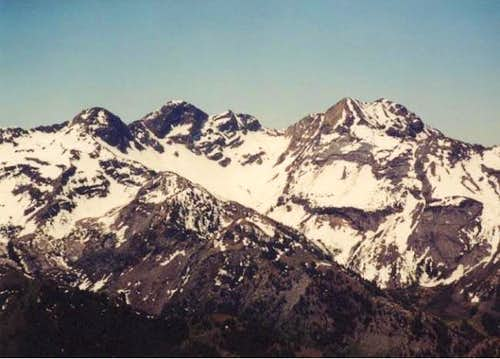 From summit of Mt. Raymond...