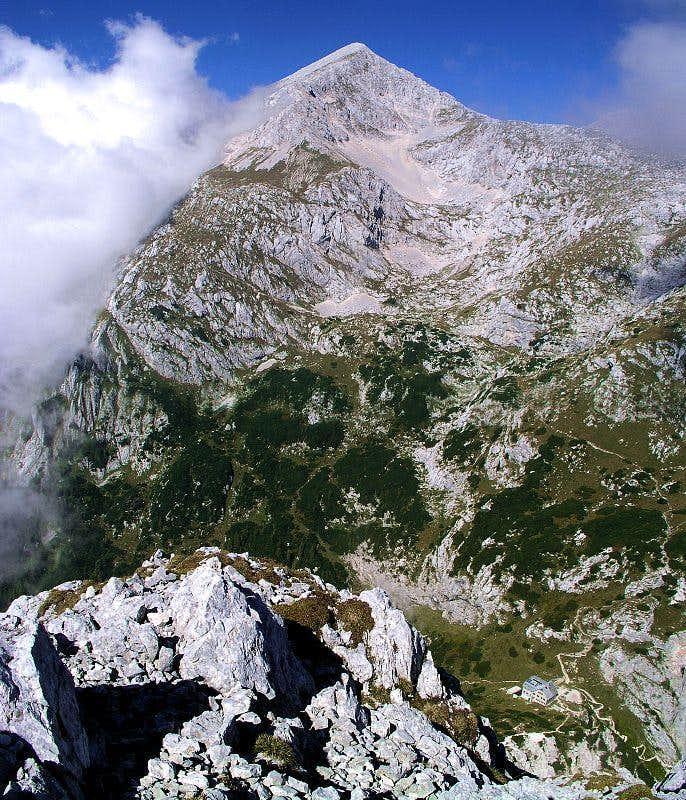 Grintavec from Kalska gora
