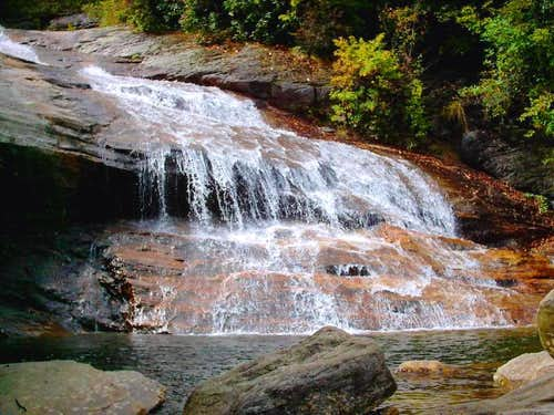 Second Falls, NC