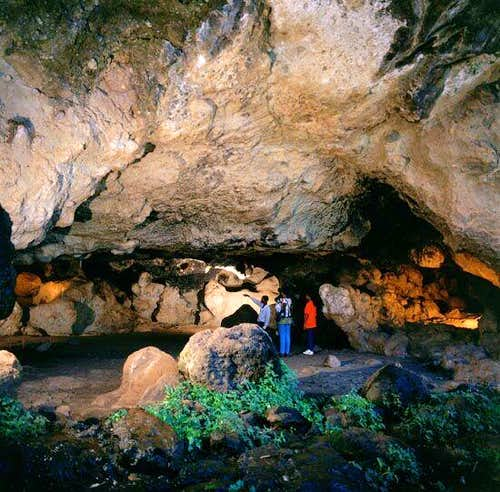 Mount Elgon Caves