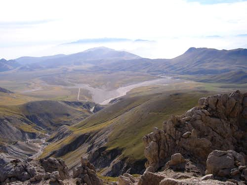 Campo Imperatore and Fornaca