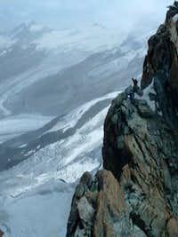 Breithorn Ridge Traverse