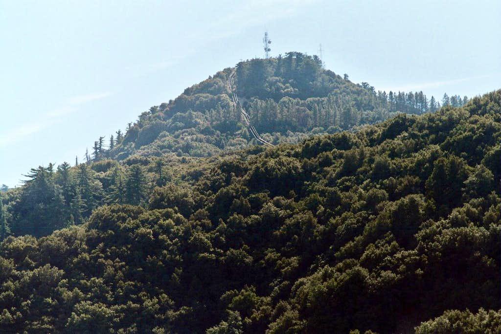 Mt. Disappointment (5,960') San Gabriel Front Range