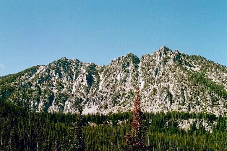 Mt. Bonneville - North Ridge