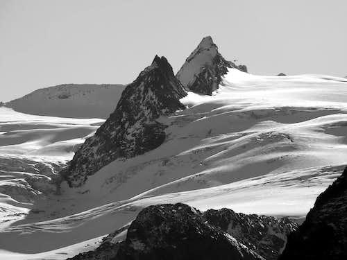 Le Vedette del Rutor 3332 m