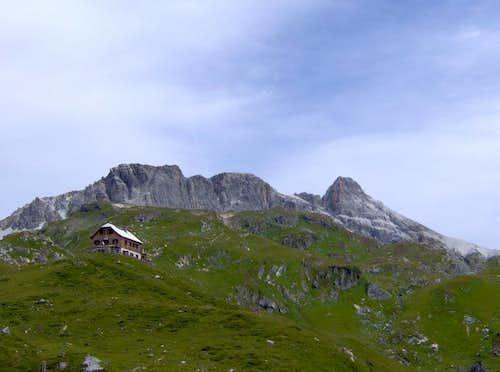 Mosermandl 2.680m