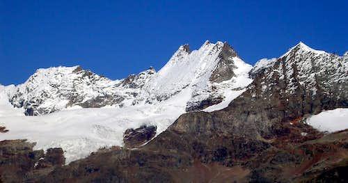 Glacier des Grandes Murailles