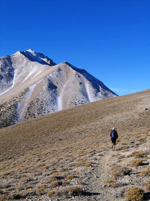 Boundary Peak, NV